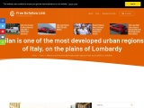 Milan is one of the most developed urban regions in Italy