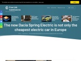 Dacia Spring Electric is the cheapest electric car in Europe