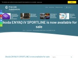 Skoda Enyaq iV Sportline is now available