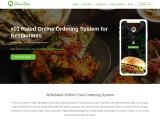 Online Ordering system for restaurants, Ubereats clone