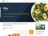 How to Enhance Your Online Presence in the Food Delivery Business?