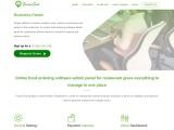 Online Food Ordering Software Admin Panel for Restaurant