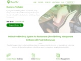 Online Food Delivery System for Restaurants | Food Delivery App