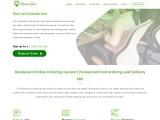 Restaurant Online Ordering System   Restaurant Ordering App