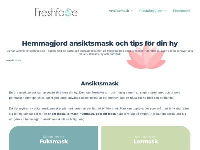 freshface.se