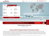 Avianca Airlines Manage Booking