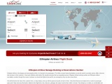 Ethiopian Airlines Manage Booking +1-888-826-0067