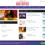 Up to 40% off From The Box Office offers