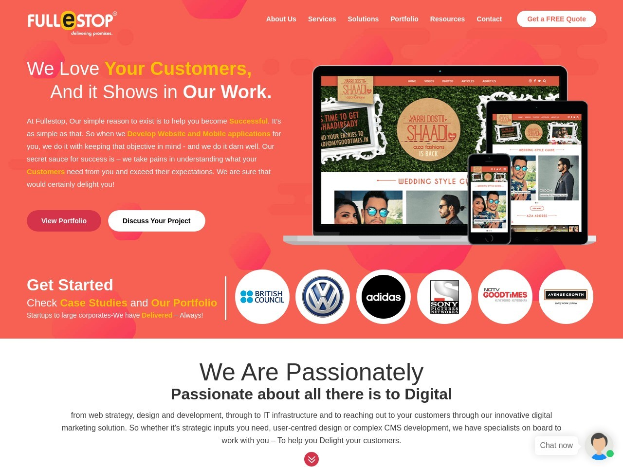 SEO Marketing Services Company India – Fullestop