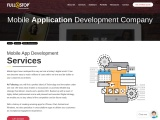 Mobile app development services India – Fullestop
