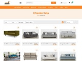 Buy 3 Seater Sofa Online At Best Prices – Furniture Adda