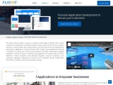 Financial Application Development to Amuse your Customers
