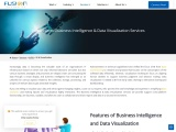 Business Intelligence Services to visualize Actionable Insights