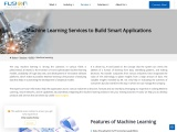 Machine Learning Services to make your Applications Smarter