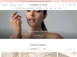 Gabriel & Co. Fine Jewelry And Bridal screenshot