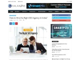 How to Hire the Right SEO Agency in India?