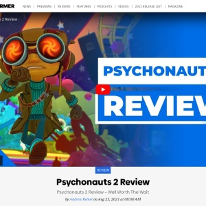 Psychonauts 2 Review – Well Worth The Wait - Game Informer