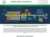 Web Design Comapany in Kathmandu Nepal