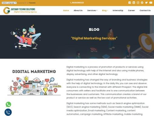 digital marketing services    digital marketing consultant