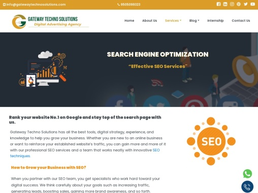 search engine optimization services    seo services