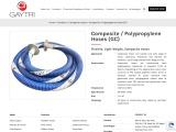 Composite Hose – Composite / Polypropylene Hose (GC) Suppliers