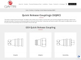 Quick Release Couplings (GQRC) Suppliers – End Connections