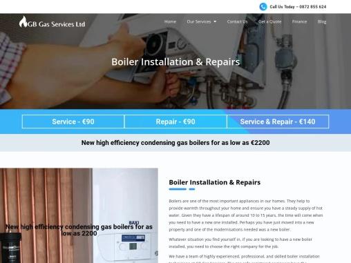 Gas Boiler Installation | Boiler Installation and Repairing | Boiler Installation in Dublin