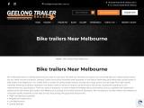 Bike Trailers for Sale Melbourne