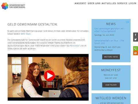 Österreichische Genossenschaft für Gemeinwohl