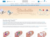 Wholesale Stackable Silver Rings Collection