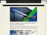 Energy Efficient LED batten Light