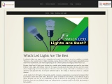 Which LED lights are the Best?