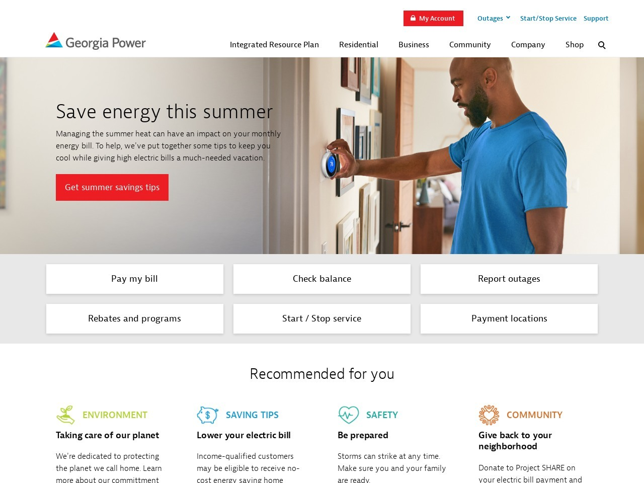 Rebates & Incentives | For Your Business - Georgia Power