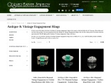 Antique Engagement Rings & Vintage Engagement Rings