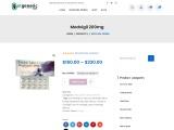 Modvigil Online Tablets to treat Sleepiness | Modvigil 200mg