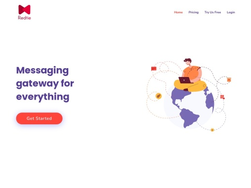 Business Text Messaging With Attachments For Schools | Redtie
