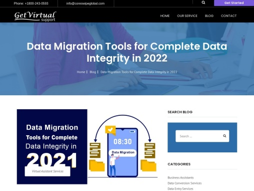 Data Migration Tools for Complete Data Integrity in 2021