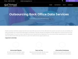 Top Outsourcing Back Office Data Services
