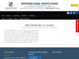 Pre Primary Classes Programme! CBSE School In Sec 102 Gurgaon!