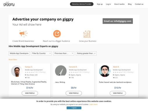 Looking for a Freelance Mobile App Developer?