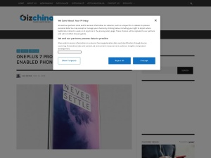 OnePlus 7 Pro 5G is the company's first 5G enabled phone - Gizchina.com