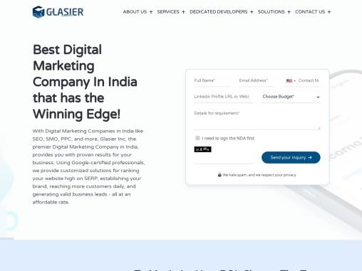 Digital Marketing Company   Digital Marketing Agency in India