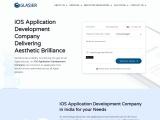 iOS/iphone App Development Company India – Custom iOS App Service