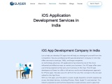 iOS App Development Services | Apple iPhone Application Developers