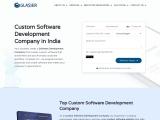 Software Development Company India | Custom Software Application Development Services