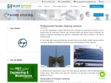 Facade cleaning, Facade cleaning services, Facade glass cleaning – GH