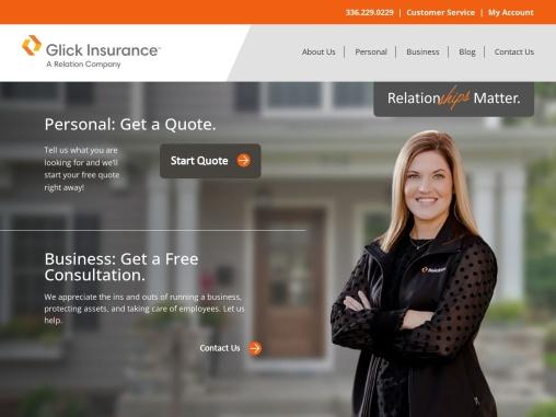 Burlington, NC Insurance Agents • Glick Insurance