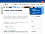 Find Details of Scholarship Programs in United Kingdom Here
