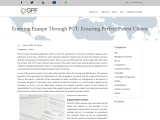 Getting Your Patent Claims Ready While Entering Europe Through PCT