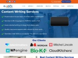 Globex Writing Services – Quality Content Writing Services